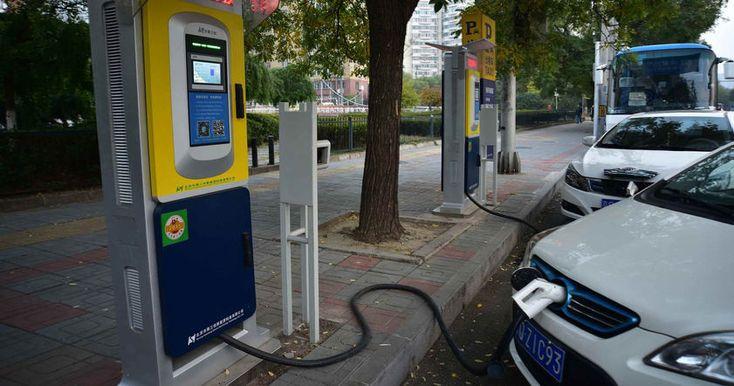Цель заключается в облегчении междугородных поездок на электротранспорте за счет подключения 3 млн зарядных колонок.