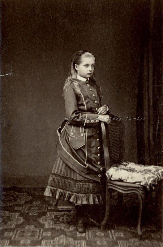 Princess Tatiana Yusupova, sister of Zenaide Yusupova,1870s.A♥W