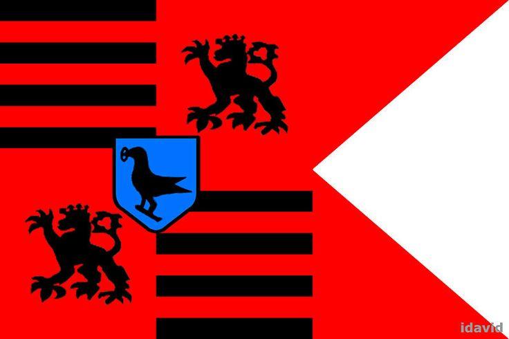 Fekete sereg zászló