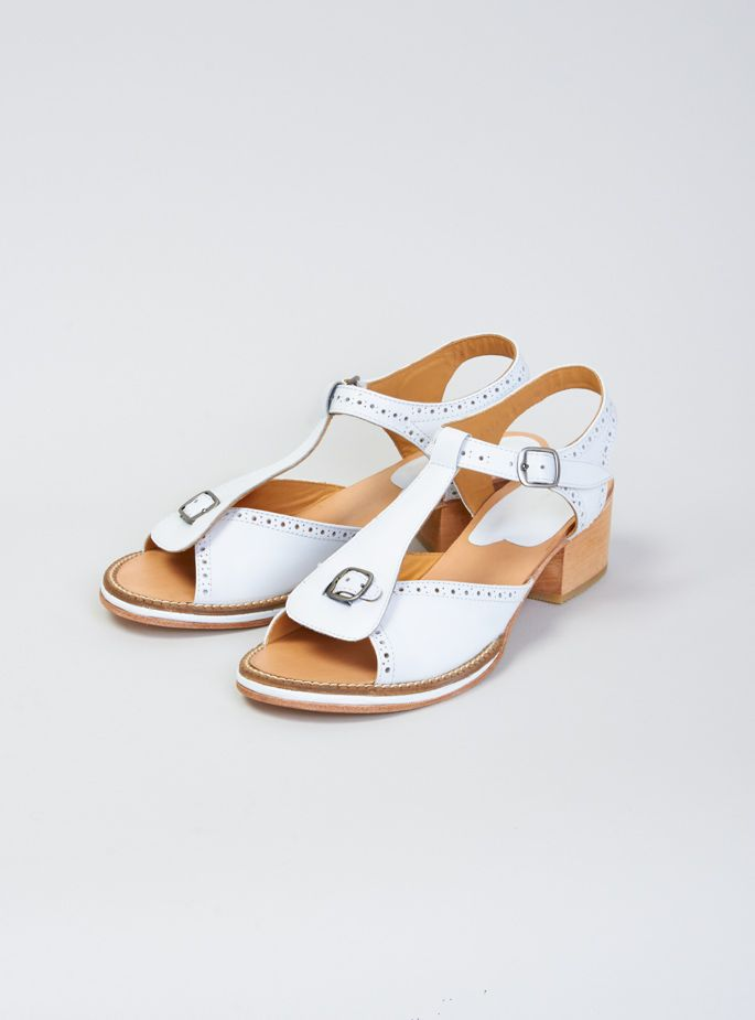 Couverture and The Garbstore - Womens - FESTIVAL ESSENTIALS - Goodall Sandal