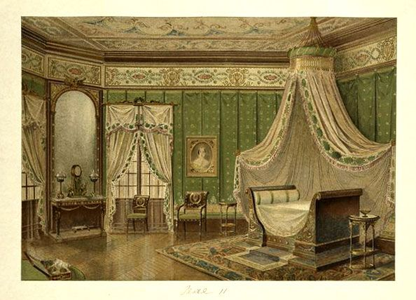 Chambre coucher style empire in remon georges for Chambre a coucher wikipedia