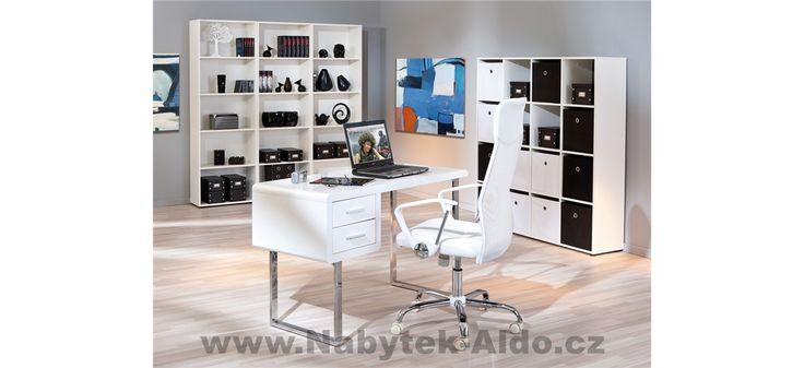 Kancelář Black and White - nabídka dílů