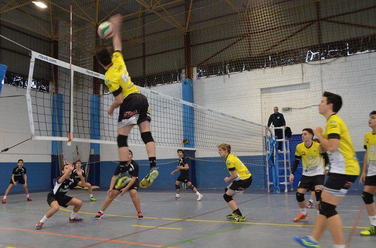 Resultados de la Jornada 4 del Club Voleibol Jaraíz CADETES-ADV JARAIZ-CV RIBERA