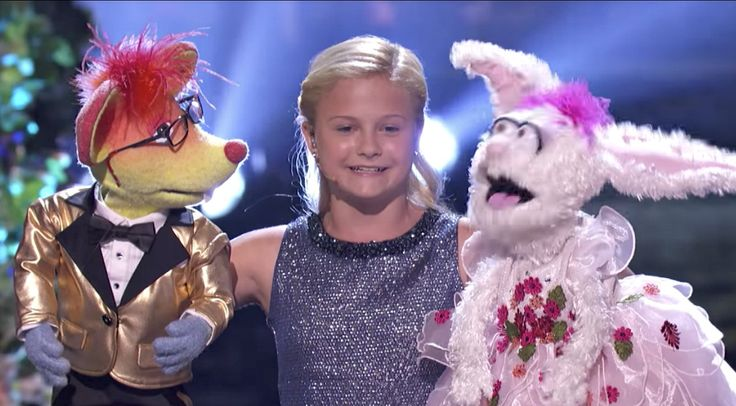 Country Music Lyrics - Quotes - Songs America's got talent - Ventriloquist Darci Lynne Farmer Pulls Off Seemingly Impossible Duet Routine - Youtube Music Videos https://countryrebel.com/blogs/videos/kid-ventriloquist-darci-lynne-farmer-pulls-off-seemingly-impossible-duet-routine