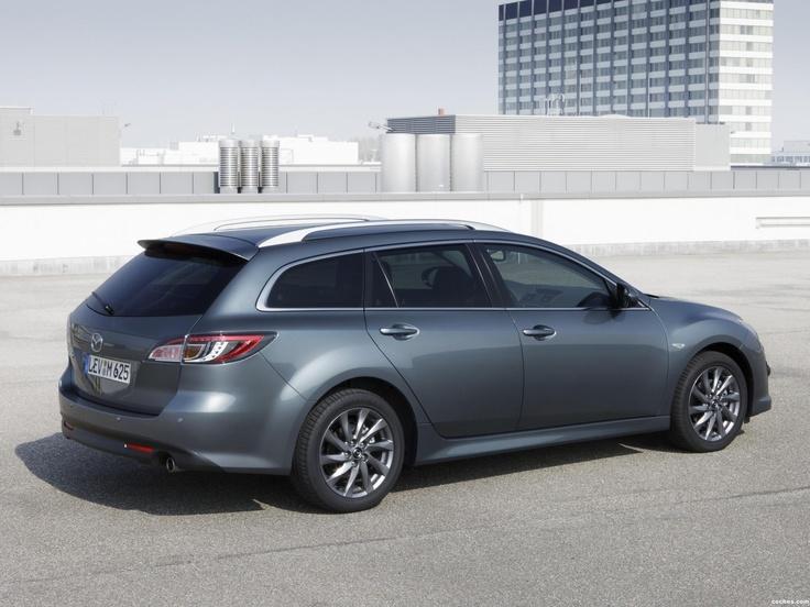 Mazda 6 wagon edition 40 2012