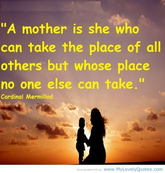 Love Quotes For Mom: Best 10+ Mothers Love Quotes Ideas On Pinterest