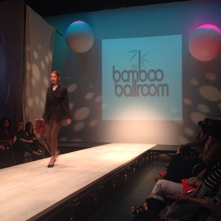 Bamboo Ballroom showcases fall 2014 style at #WCFW in the #WhyteAve showcase of #OldStrath style   #yegfashion #fallfashion