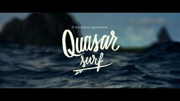 O Boticário lança Quasar Surf durante campeonato mundial de Surf, no Rio de Janeiro | publicidade e cerveja - Porque o segredo do sucesso criativo, é a gelada.
