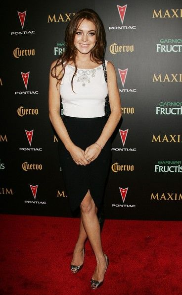 Lindsay Lohan Photos - Maxim Magazine Hosts The 7th Annual Hot 100 Party - Zimbio