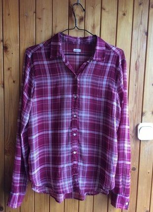 Kup mój przedmiot na #vintedpl http://www.vinted.pl/damska-odziez/koszule/17022939-koszula-mgielka-krata-hollister-hit-must-have