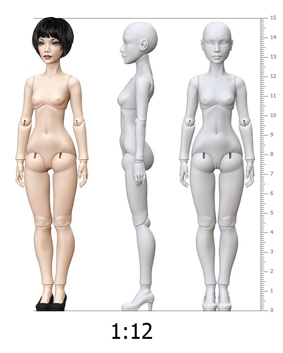Attractive 22 best 3d print images on Pinterest | Bjd, Ball jointed dolls and  LI98