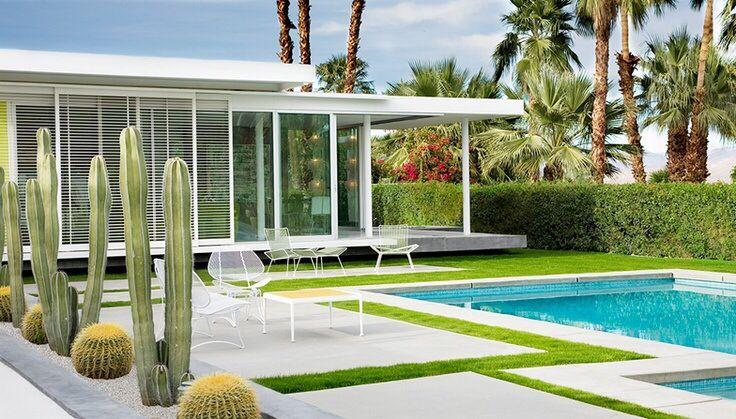 193 best palm springs images on pinterest retro art - Palm springs interior design style ...