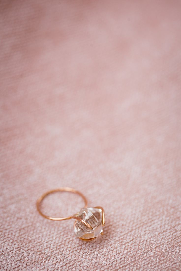Audrey Ring in Gold Fill - $250 - Made to Order