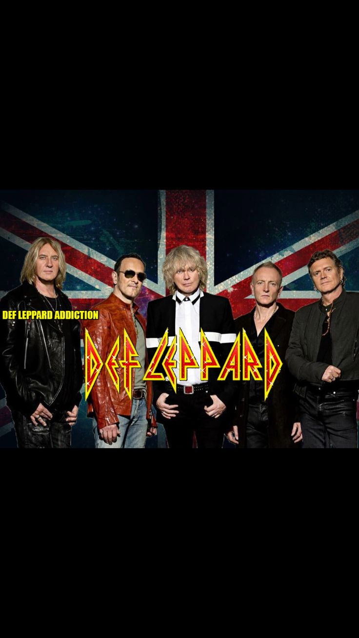 Def Leppard's FB post                             Rocker Helen