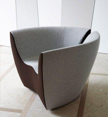 Sillón Mecedora APPLE de Sphaus, diseño de Dodo Arslan - Tendenza Store