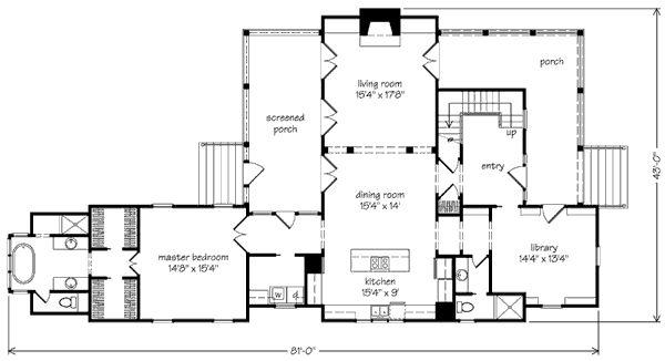 33 best images about master bedroom bath ideas on for Calabash cottage floor plan