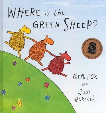 Image result for the green sheep