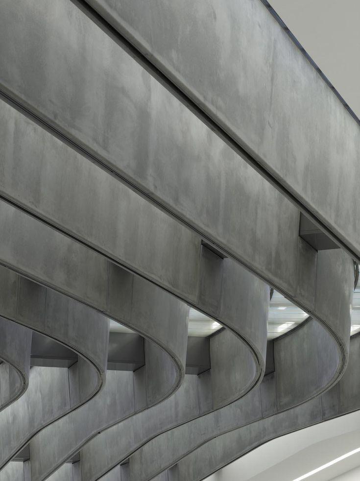 MAXXI MUSEUM by Zaha Hadid Architects
