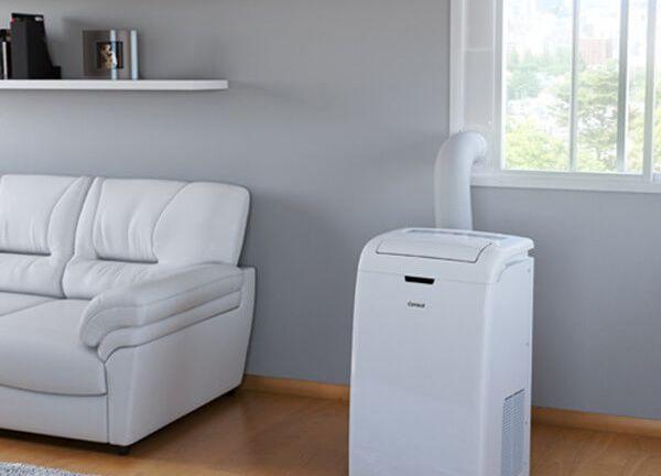 Descubra como funciona o ar condicionado portátil. Descubra tudo o que você precisa saber e se vale a pena investir em um para controlar a temperatura da sua casa.