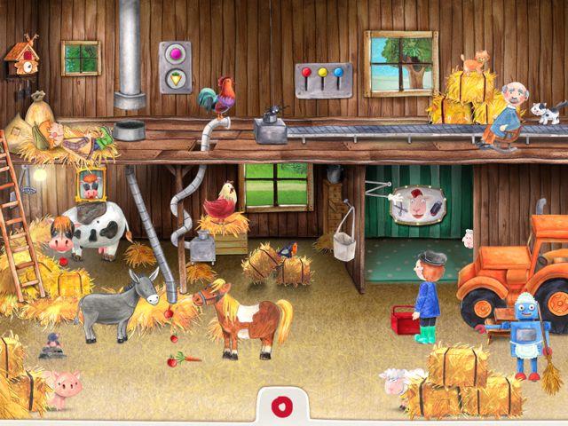 Kleine Boerderij - Leer Over De Boerderij