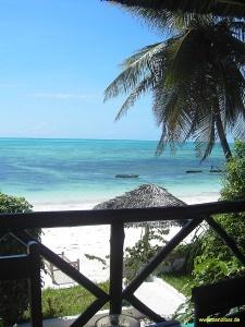 Blue Oyster Hotel, Jambiani Beach, Zanzibar