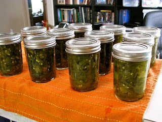 Cowboy Candy - sweet & spicy jalepenos  I really want to make this, I hear it is all the rage!