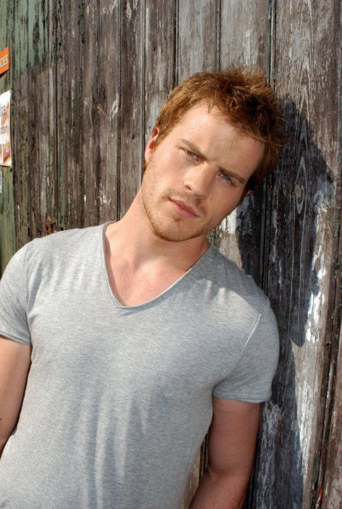 Robert Kazinsky. Warlow!!! Sookie was so stupid.