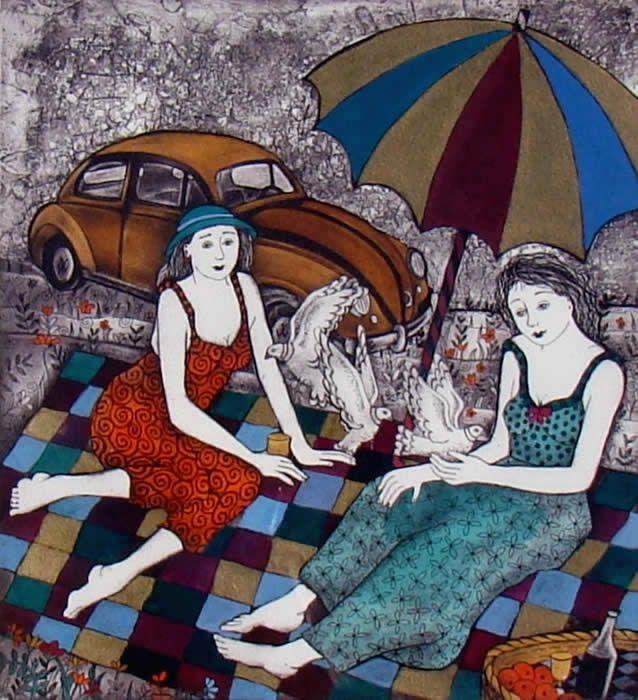ANINE BARNARD.Robertson Art Gallery