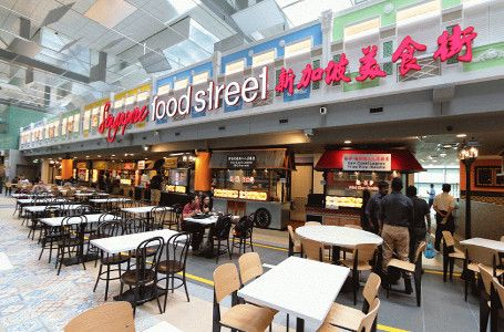 Halal Restaurants In Changi Airport Singapore