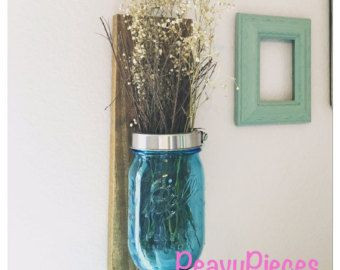 Hillbilly Mason Jar Sconces torched wood sconces wall