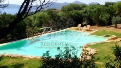 Butterfly Residential are pleased to offer this luxury villa located in Porto Rotondo, with astonishing views of the beautiful emerald coloured Mediterranean Sea.