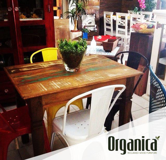 Organica Furniture Reclaimed Wood Furniture College Park