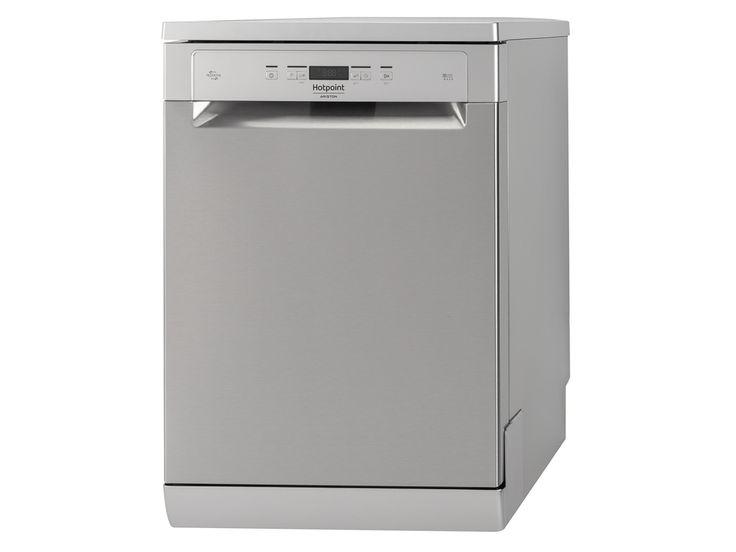 Compre a Máquina de Lavar Loiça HOTPOINT-ARISTON HFO 3C22 WX em inox, classe energética A++ e com capacidade para 14 Conjuntos e 2 cestos em Worten.pt