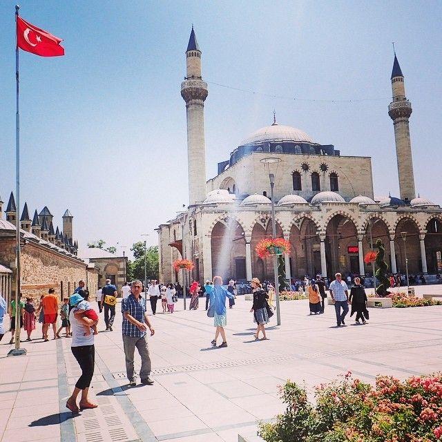 Konya in Türkiye
