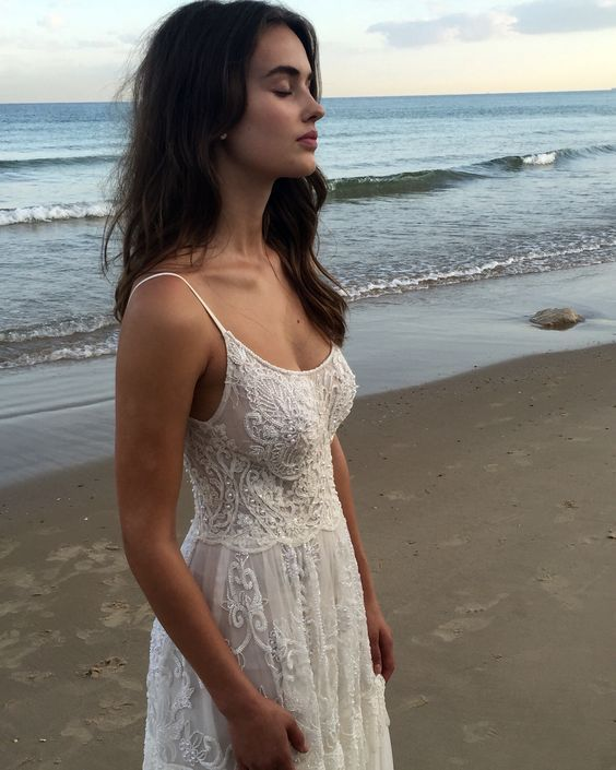 Amy's Playground (With images) | Bohemian wedding gown ...