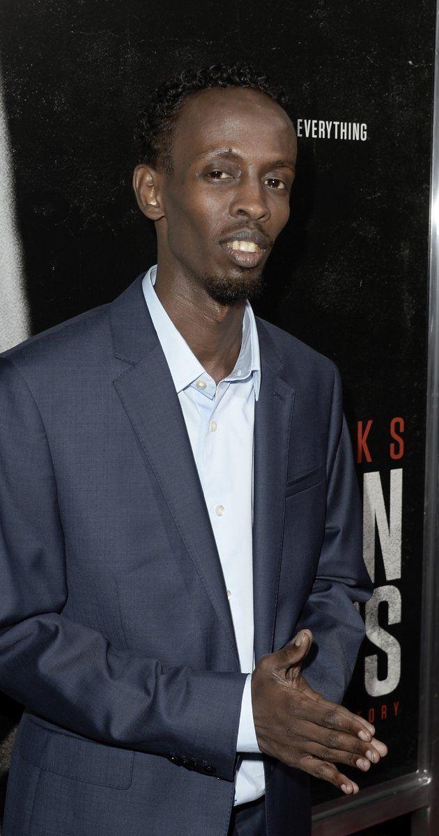 Barkhad Abdi CAPTAIN PHILLIPS