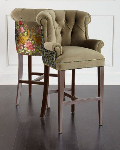 416 best images about furniture on pinterest floor lamps for Cameron tufted chaise peacock