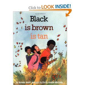 poem about interracial family.  1st book to be published featuring an interracial family!