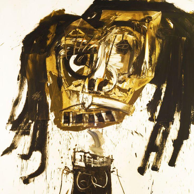 ANTONIO SAURA. Retrato imaginario de Brigitte Bardot. 1962.