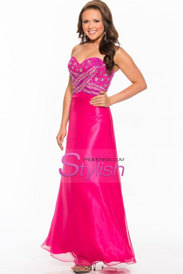 65 mejores imágenes de Plus Size Prom Dresses en Pinterest | Vestido ...