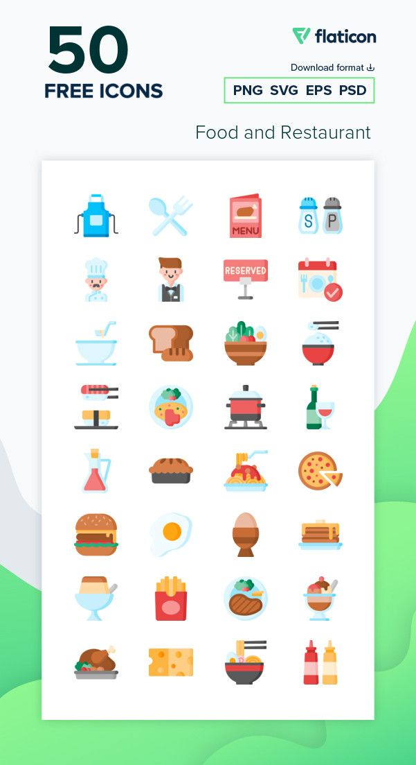 Food And Restaurant Icon Pack Restaurant Icon Free Icon Packs Vector Icons