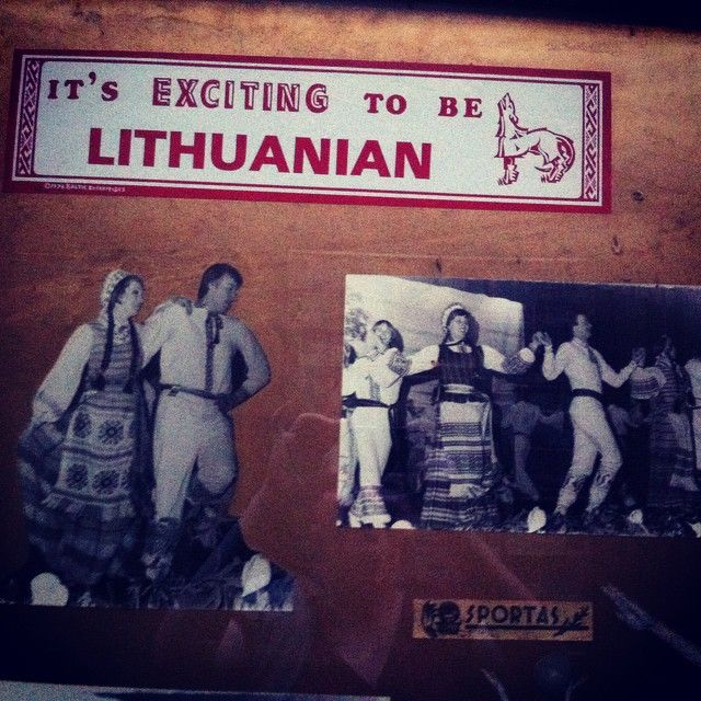 """@annanotkarenina's photo: """"Explorations at Melb Fringe venues: being Lithuanian in Australia is exciting. #mfringe"""""""