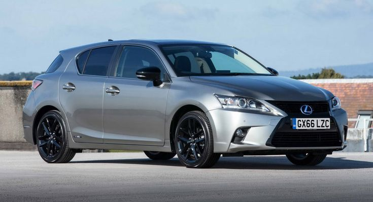 Lexus Revises 2017 CT 200h Range In The UK [20 Pics]