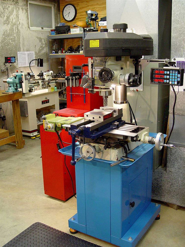 17 Best Images About Milling Machines On Pinterest