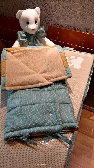 Saco de Dormir ou Saída Maternidade                                                                                                                                                                                 More