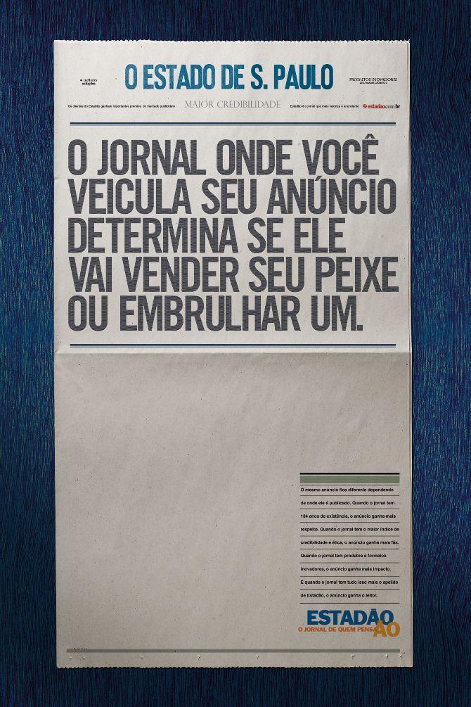 Estadão Jornal | Peixe