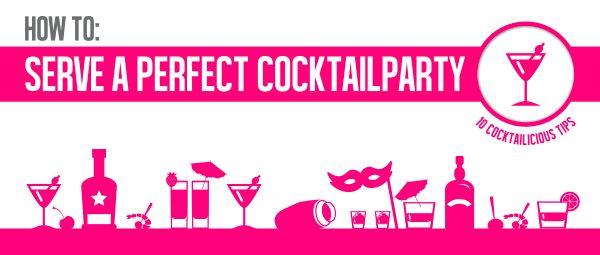Het organiseren van een cocktailparty is een leuke vorm van entertainment. In deze blog 10 simpele tips voor een onvergetelijk cocktailfeestje bij je thuis!