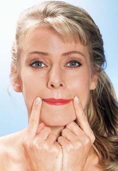 Ejercicios para la boca: las arrugas, elasticidad,... - Gimnasia facial para una piel más tersa