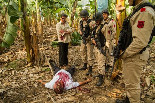 Reviva la impactante escena en la que dan de baja al narcotraficante, tras un enfrentamiento con el Grupo élite.