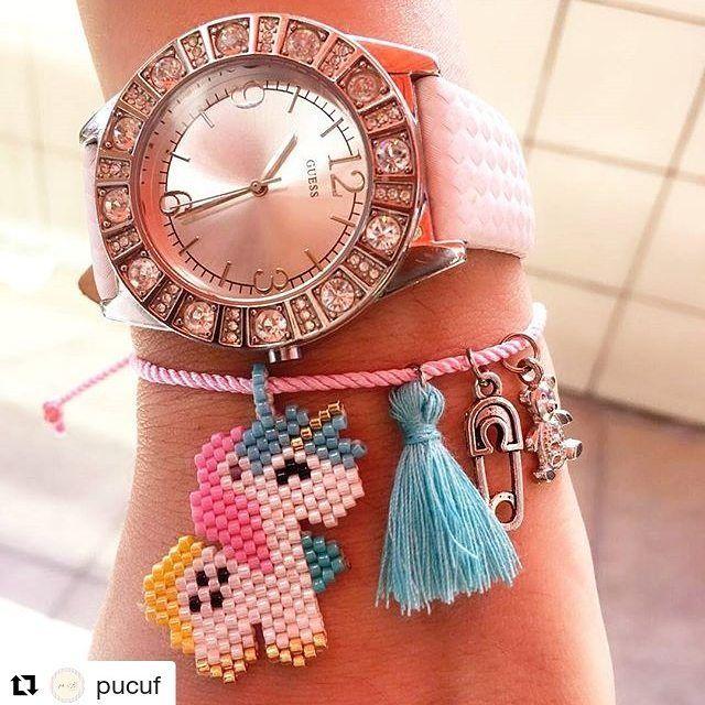 """75 Beğenme, 2 Yorum - Instagram'da Filo Handmade (@handmadefilo): """"Birisi unicorn mu istedi acaba  #Repost @pucuf (@get_repost) ・・・ #miyuki #handmade #design…"""""""